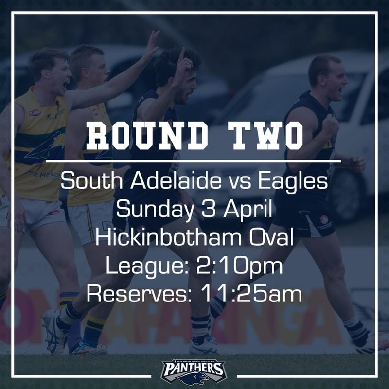 Round Two: South vs Eagles - Teams