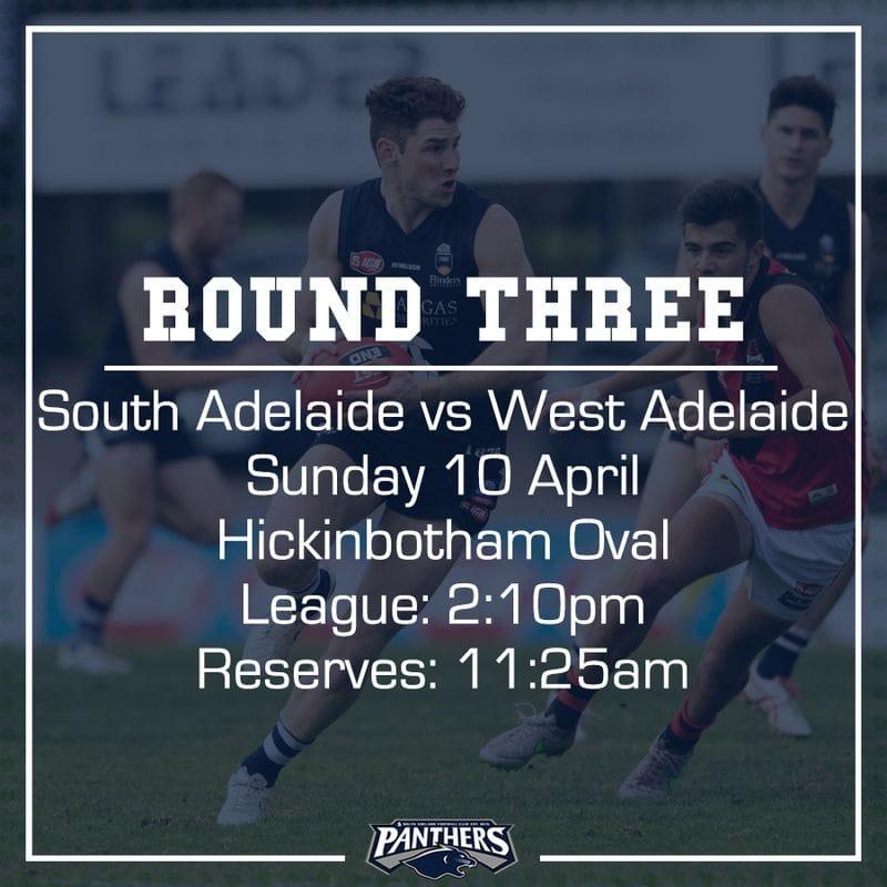 Round Three: South vs West - Teams