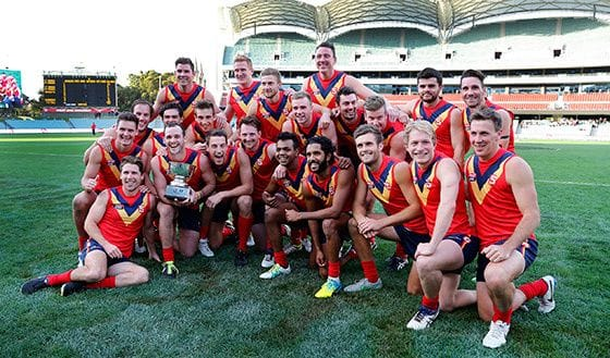 State Report: SANFL vs VFL