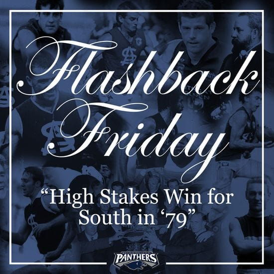 Flashback Friday: High Stakes Win For South in '79