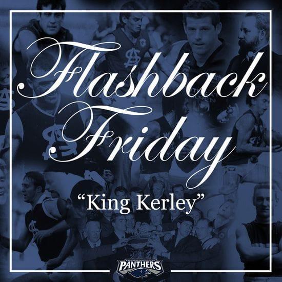Flashback Friday: King Kerley