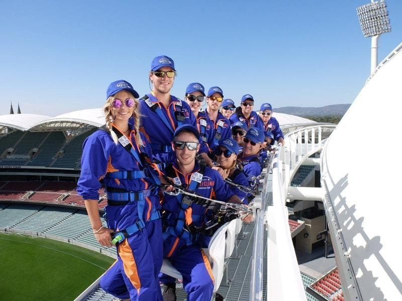 Buy Your 2017 Membership Now to Win a Grand Final RoofClimb Experience at Adelaide Oval!