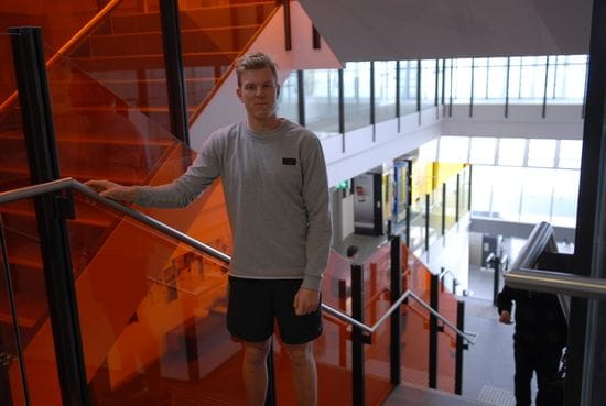 Talented On and Off the Fields - Flinders University Welcomes Panthers Stars