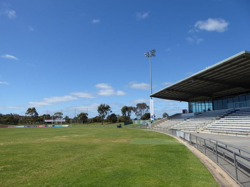 Hickinbotham Oval to host back-to-back AFL pre-season games in 2017