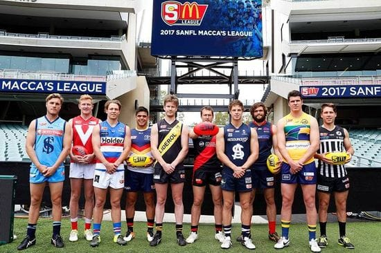 McDonald's to Sponsor SANFL Competition