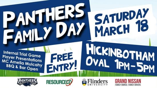 Panthers Family Day is back in 2017!