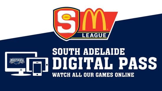 South Adelaide Digital Pass - Watch All Our Games Online!
