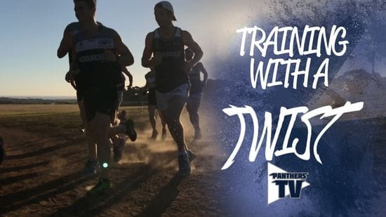 PantherTV: Training with a twist!