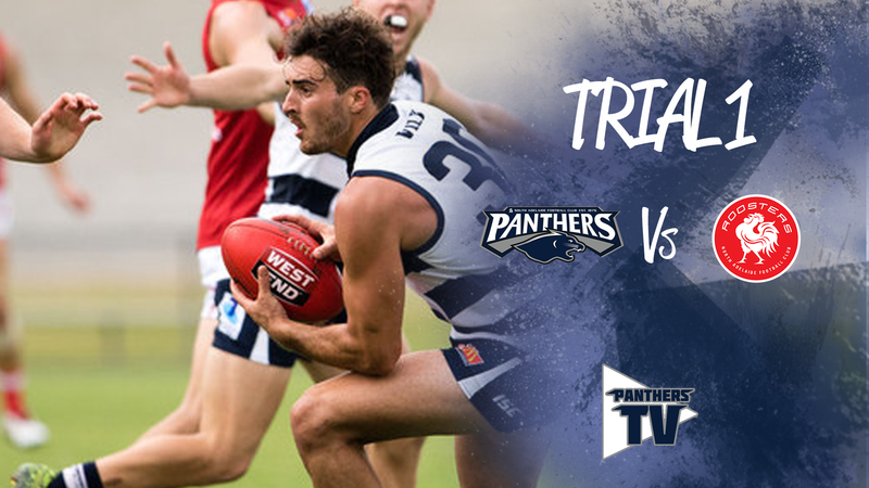 PantherTV: Trial game 1 highlights
