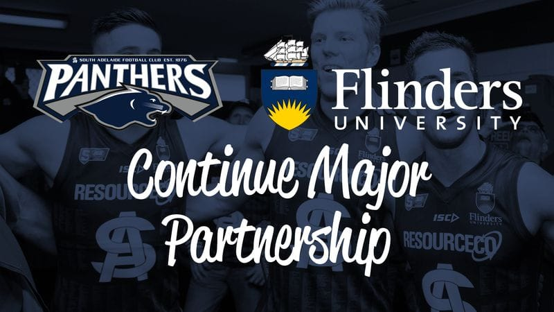Flinders University and South Adelaide to kick more goals than ever in new deal