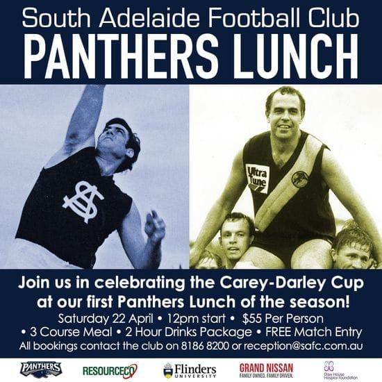 Carey-Darley Cup Lunch