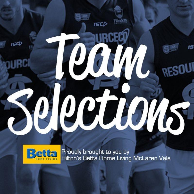 Betta Teams: Round 3 - South Adelaide vs Glenelg