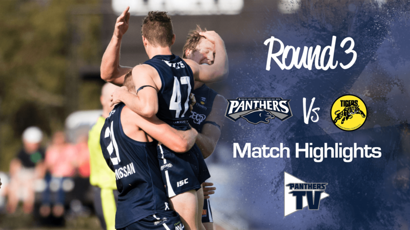 PanthersTV: South Adelaide Vs Glenelg Round 3 Highlights