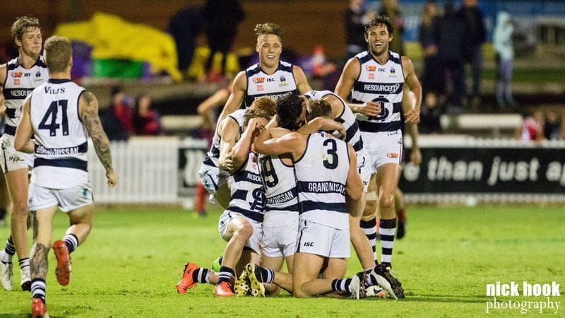 Seniors Report: Round 4 - South Adelaide vs Norwood