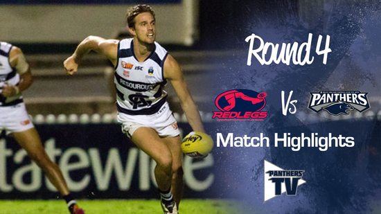 Panthers TV: South Adelaide Vs Redlegs Round 4 Highlights