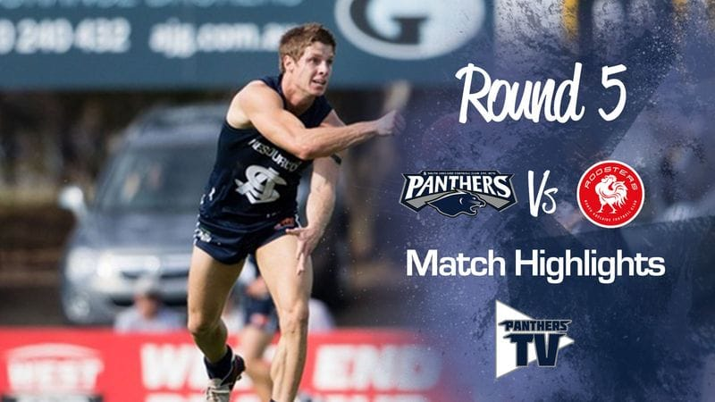 Panthers TV: South Vs North Round 5 Highlights