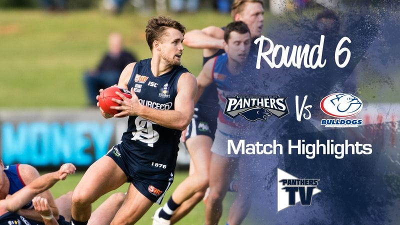 Panthers TV: South Vs Centrals Round 6 Highlights