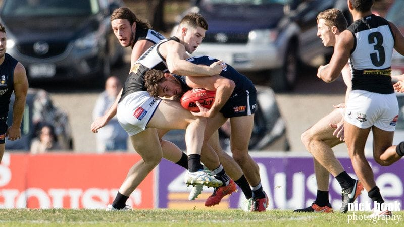 Seniors Report: Round 8 - South Adelaide vs Port Adelaide