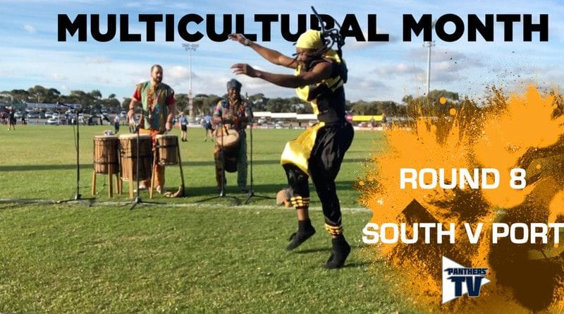 Panthers TV: 2017 Multicultural Month - South Adelaide Vs Port Adelaide