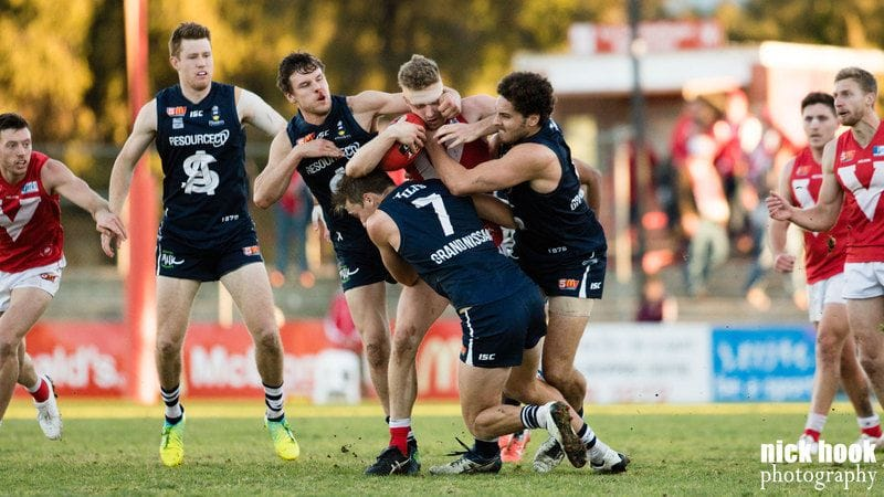 Seniors Report: Round 11 - South Adelaide vs North Adelaide