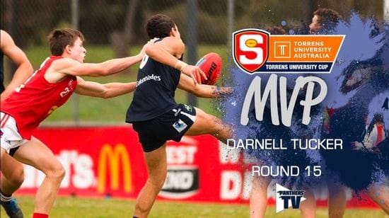 Panthers TV: Darnell Tucker Round 15 - U18 Cup MVP