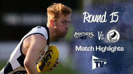 Panthers TV: South Adelaide Vs Port Adelaide Round 15 Highlights
