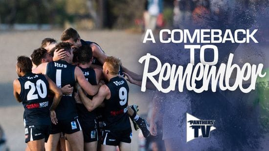 Panthers TV: A comeback to remember - Conquering the Crows