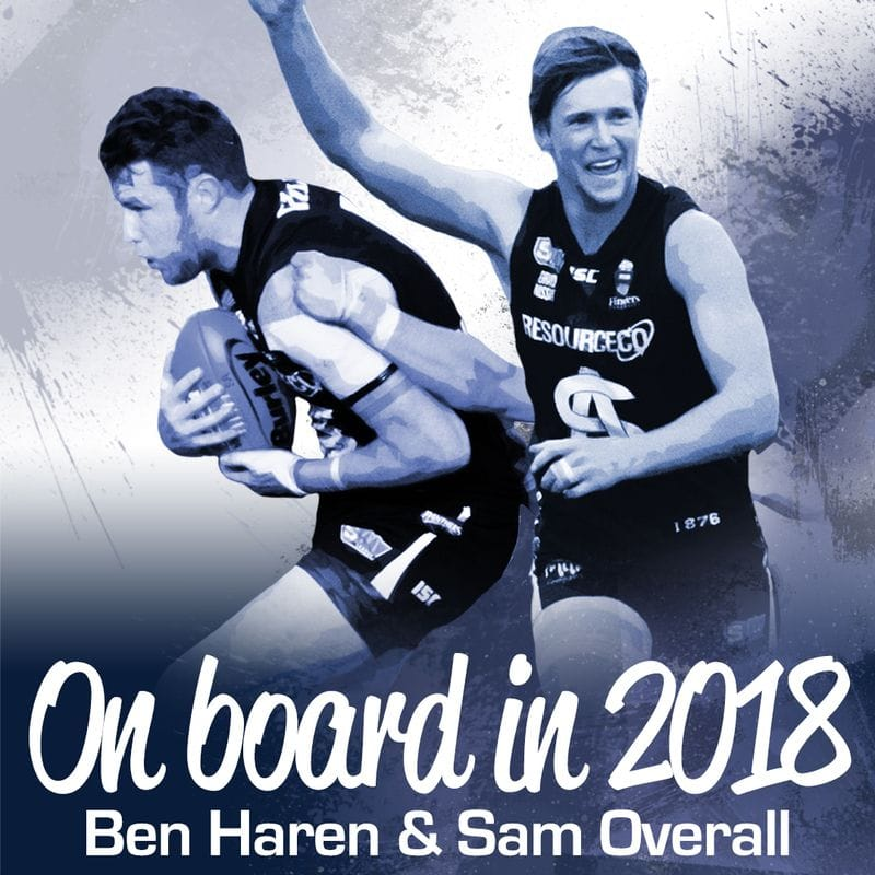 Tall Timber Locked in for 2018