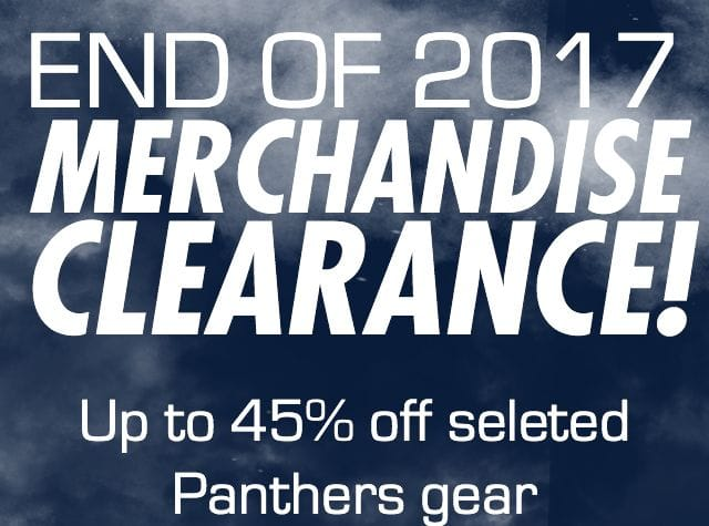 Merchandise Clearance - Up to 45% off!