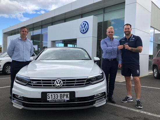 South Adelaide welcome Southern Volkswagen as Official Vehicle Partner