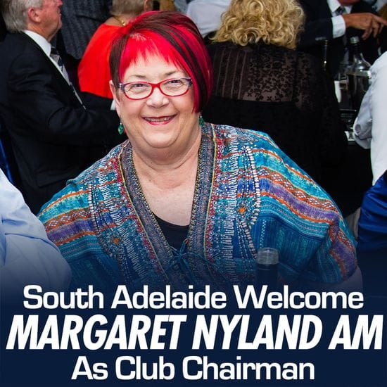 South Adelaide Appoint First Female Chairman in SANFL