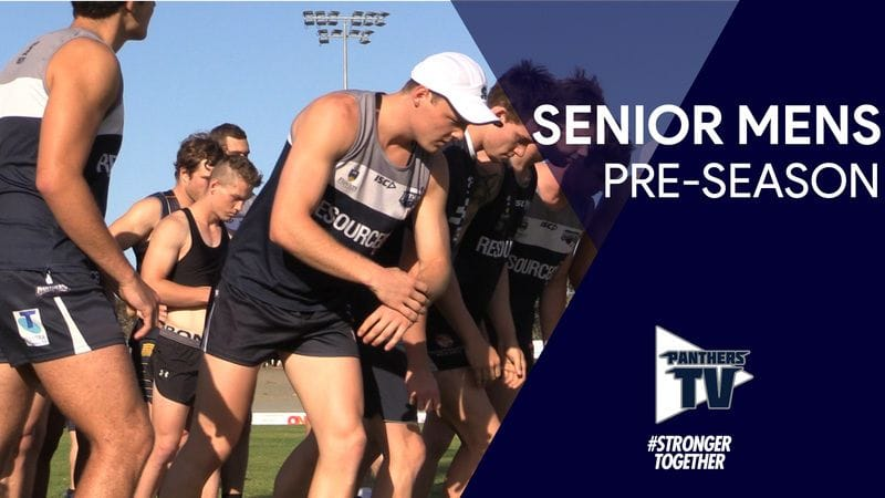PanthersTV: Senior Men's Pre-Season