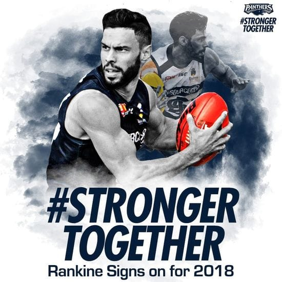 Matt Rankine Speeds into 2018
