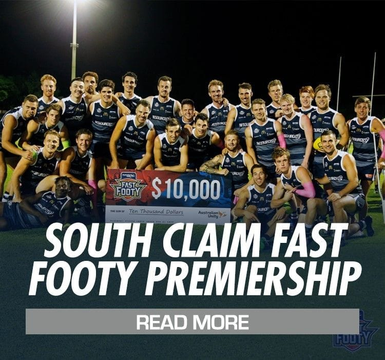 Panthers Claim Inaugural Fast Footy Premiership