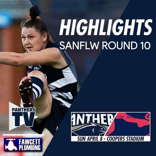 Panthers TV: SANFLW Round 10 highlights- South Adelaide Vs Norwood