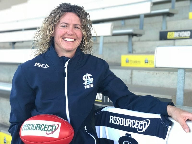 Krissie Steen Previews SANFLW Grand Final