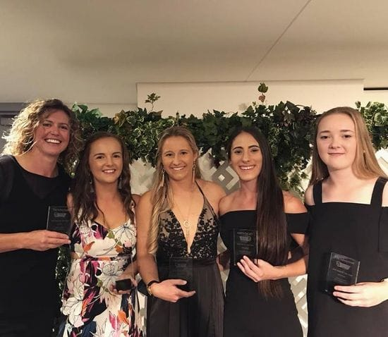 Panthers make presence felt in SANFLW Advertiser Team of the Year