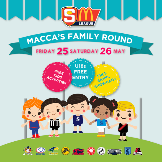 Macca's Family Round