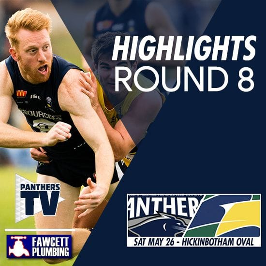 PanthersTV: Round 8 Highlights - South Adelaide Vs Woodville West Torrens