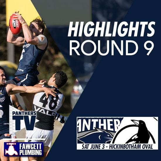 PanthersTV: Round 9 Highlights - South Adelaide Vs Port Adelaide