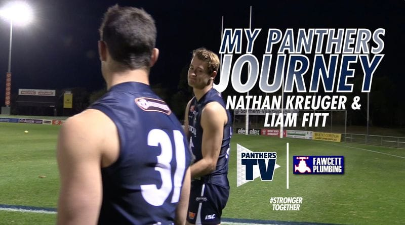 PanthersTV: My Panthers Journey: Nathan Kreuger & Liam Fitt
