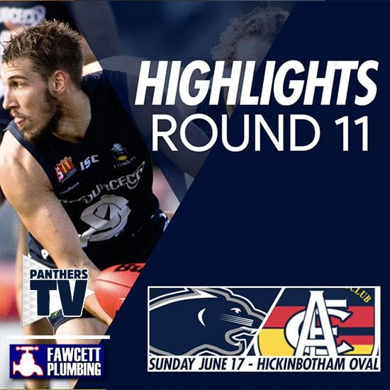 PanthersTV: Round 11 Highlights - South Adelaide Vs Adelaide