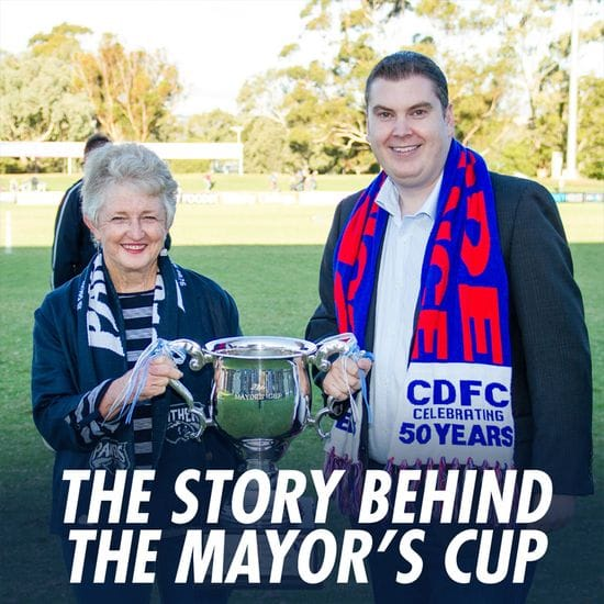 The Story Behind the Mayor's Cup