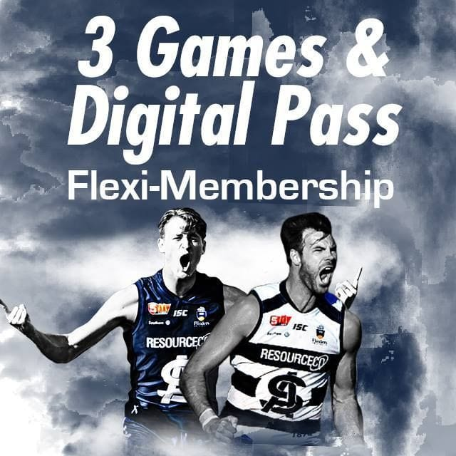 Flexi-Membership - for the busy Panther!