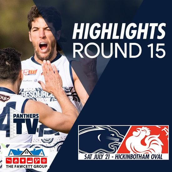 PanthersTV: Round 15 Highlights - South Adelaide vs North Adelaide