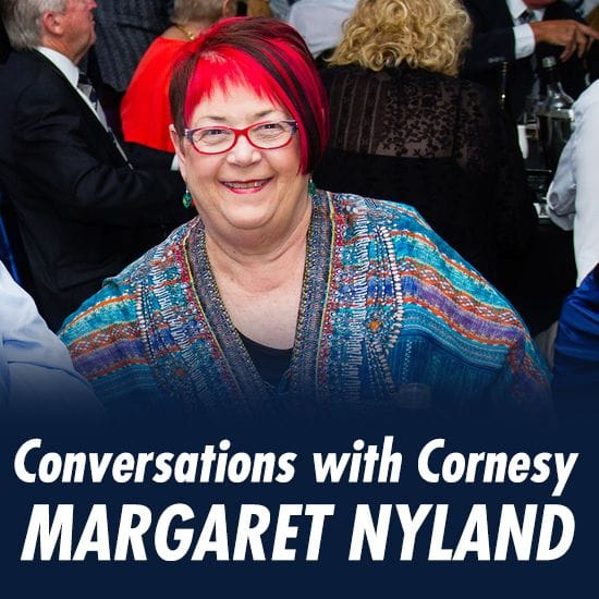 Conversations with Cornesy - Margaret Nyland