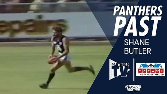 Panthers Past - Shane Butler