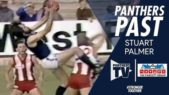 Panthers Past - Stuart Palmer