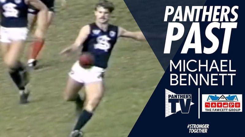 Panthers Past - Michael Bennett