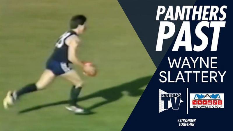 Panthers Past - Wayne Slattery